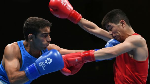 India ensured of four medals